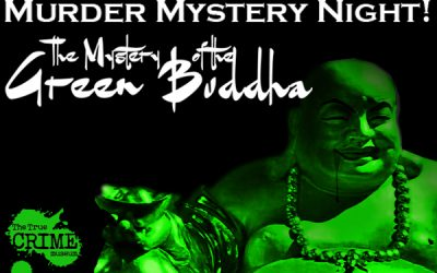 Mystery of the Green Buddha