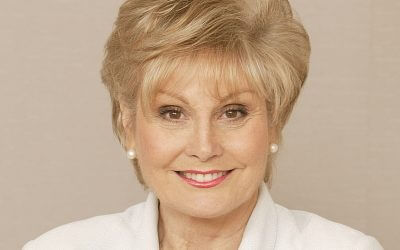 Angela Rippon at BTTS 2018