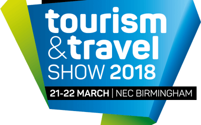 Just a week to go before the British Tourism & Travel Show 2018!