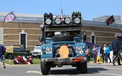 Return of the Land Rover Show