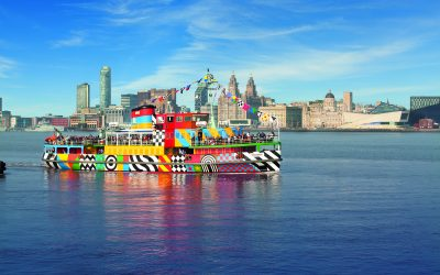 Mersey Ferries announces its 2018 line-up