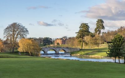 Explore Brocket Hall