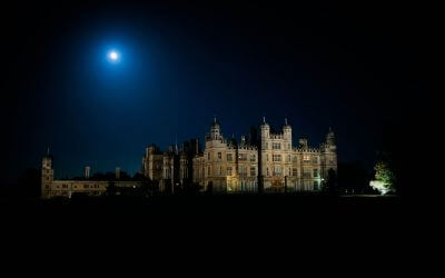 See Burghley under the stars