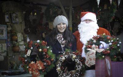 Hatton Shopping Village revs up for the festive season