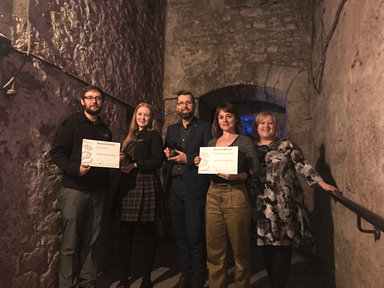 Awards for Scottish attraction