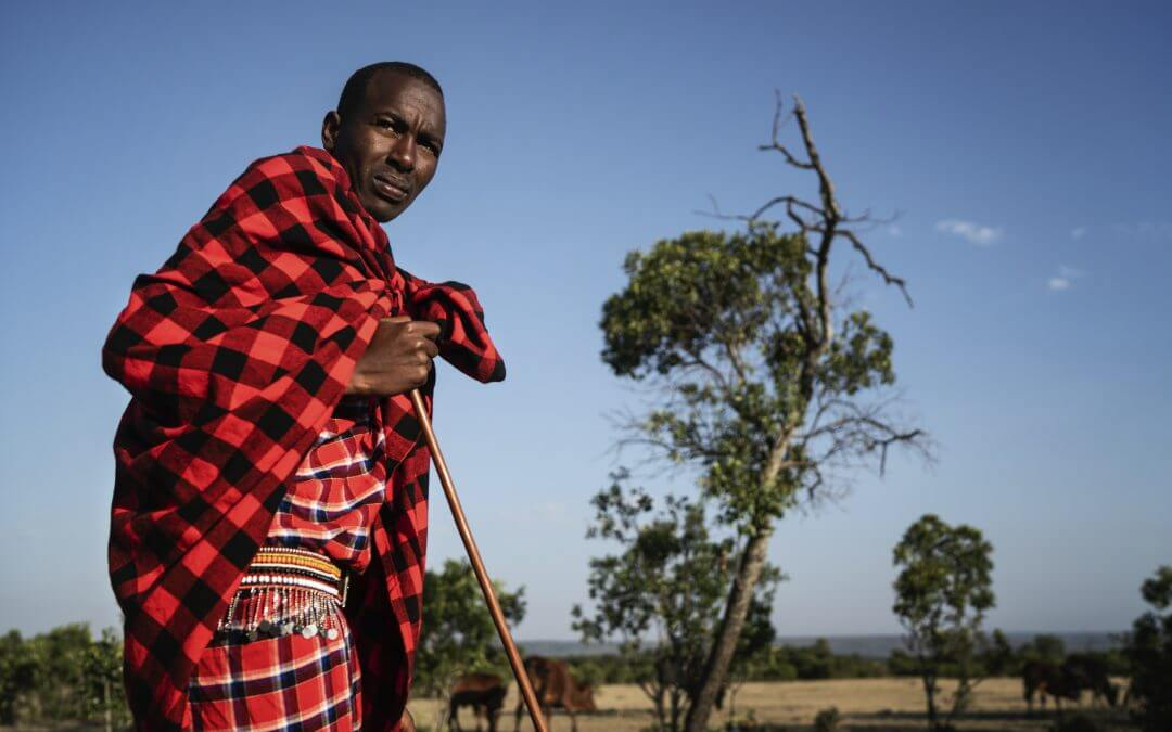 Tourism drive for Kenya's Maasai Mara National Reserve